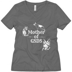 Special Request GSD Mother