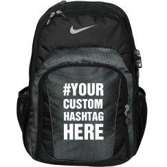 Custom #Hashtag