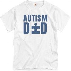 Proud Autism Dad