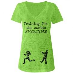 Zombie Training Tee