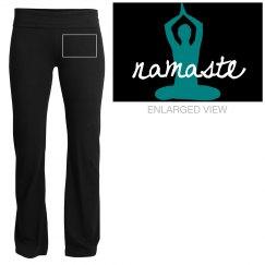 Namaste Yoga Pants