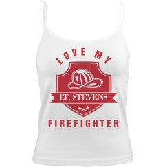 Sexy Firefighter Wife
