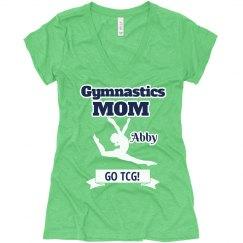 Gym Mom Green