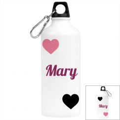 Switch heart name bottle