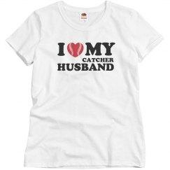 I love my Catcher Husband