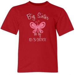 Big Sister Butterfly Tank