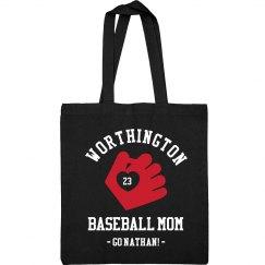 Baseball Mom Sling Bag