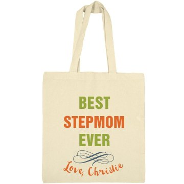 "Best Mothers Day Gifts for Stepmom"" border="