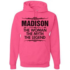 Madison the woman the myth the legend