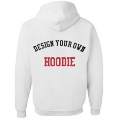 Design Your Own Women's Hoodie
