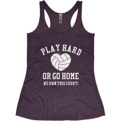 Play Hard Go Home V Ball