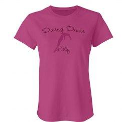 Diving Divas T-Shirt