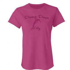 Diving Divas T-Shirt