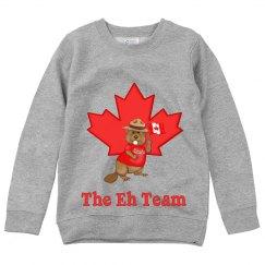 Eh Team Canadian Beaver