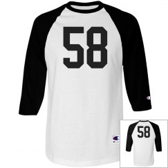 Sports number 58