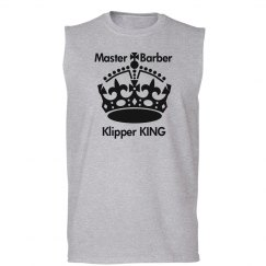 Klipper King With Crown