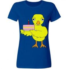 Baking Chick