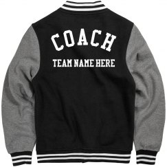 Football Jacket For Coach