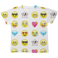 Kids Emoji All-Over-Print