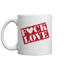 Love Hater Mug