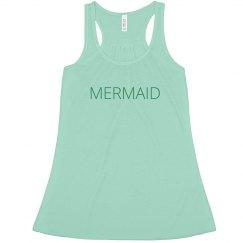 Mermaid Flowy Tank Version 1