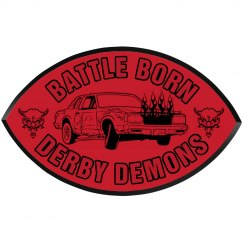Demolition Derby Garage