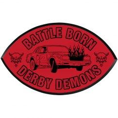 Demolition Derby Garage