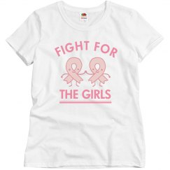 Breast Cancer Fight For The Girls