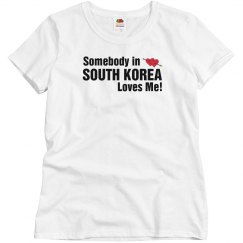 South Korean Love
