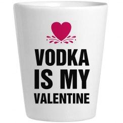 Vodka Is My Valentine This year