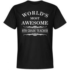 8th grade teacher