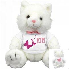 Cute Personalised Bear