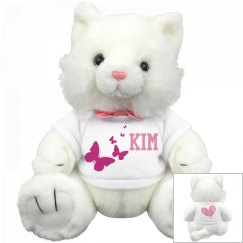 Cute Personalised Bear