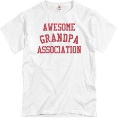 Awesome grandpa