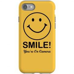 Smile Face Case
