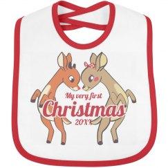 My Deer's First Christmas