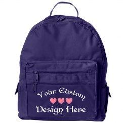 Custom Design Heart