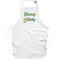 Young Daily Apron