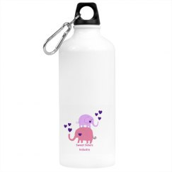 Aluminium hydration bottle