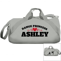 Ashley, dance princess