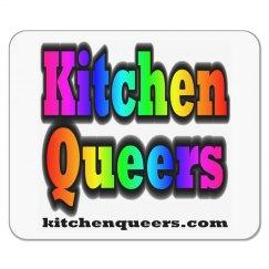 KQ Logo Mouse Pad