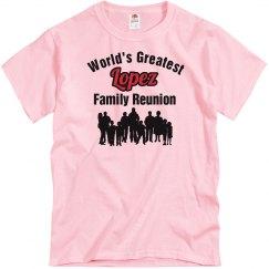 Lopez Family Reunion