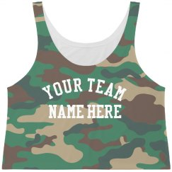 Custom Camo OCR Team Design