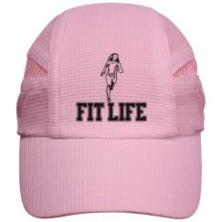 Fit Life Running Hat