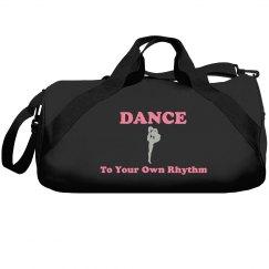 Dance to own rhythm
