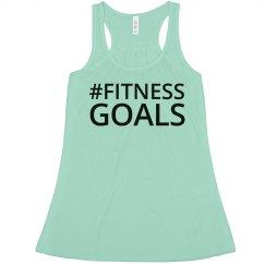 Hashtag Fitness Goals