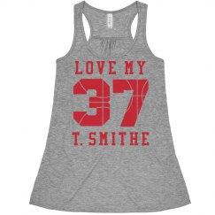 Basketball 37 Girlfriend
