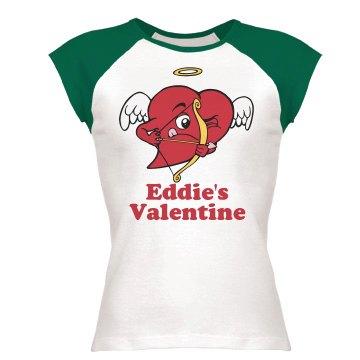 Eddie's My Valentine