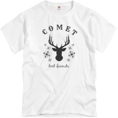 Best Friends Reindeer Comet