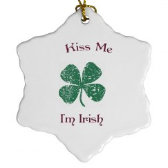 Irish Snowflake